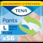 Tena Pants Plus Large Οικονομική Συσκευασία (100-135cm) 56τεμ