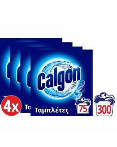 Calgon Αποσκληρυντικό Νερού Πλυντηρίου Ρούχων Ταμπλέτες 300ταμπλ