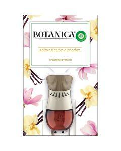 Botanica by Airwick Ηλεκτρική Συσκευή & Ανταλλακτικό Βανίλια & Μανόλια Ιμαλαϊων 19ml