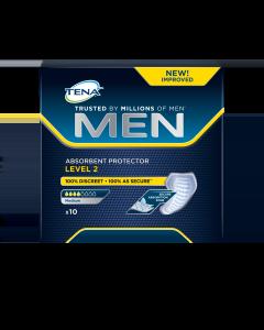 Tena Men Absorbent Protector Level 2 (10τεμ)