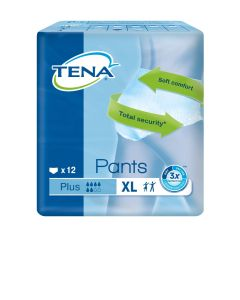 Tena Pants Plus Extra Large (120-160cm) 12τεμ