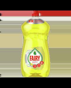 Fairy Platinum Quickwash Λεμόνι Υγρό Πιάτων Με Γρήγορη Δράση - 1200 ml