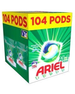 Ariel Allin1 Pods Mountain Spring Κάψουλες, 104 Κάψουλες