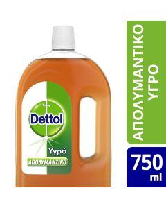 Dettol Σπρέι Γενικού Καθαρισμού Υγιεινή και Ασφάλεια 500ml