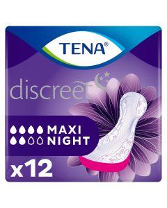 Σερβιέτες Tena Disceet Lady Maxi Night (12τεμ)