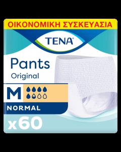 Tena Pants Original Normal Medium Οικονομική Συσκευασία 80-100 cm (60τεμ)