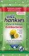 Υγρά Αντιβακτηριδιακά Mαντήλια Kαθαρισμού χεριών Wet Hankies Lemon 15τεμ